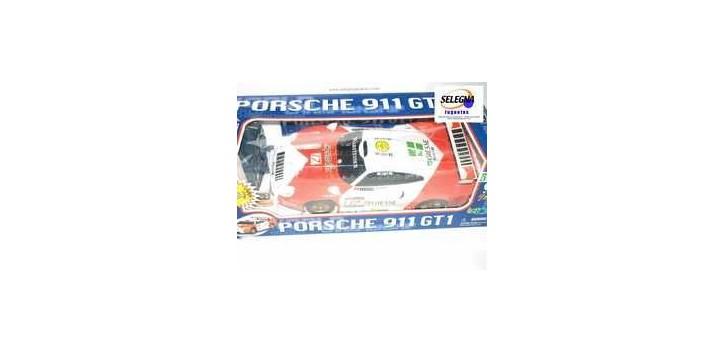 Porsche 911 GT1 E. Collard / M. Baldi escala 1/14 Radiocontrol