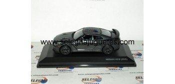 Nissan GT-R (R35) vitrina 1/43 Yat ming coche miniatura