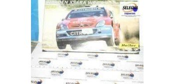 Citroen Xsara WRC 2005 maqueta montar escala 1/43 Heller coche miniatura