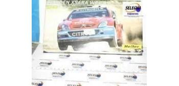 CITROEN XARA WRC 05 MAQUETA MONTAR - 1/43 HELLER COCHE