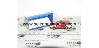 Volkswagen Passat Rojo Bomberos escala 1/87 Euro Modell coche plástico