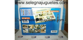 SET 100 ACCESORIOS MINI TALADOR - POWERFIX