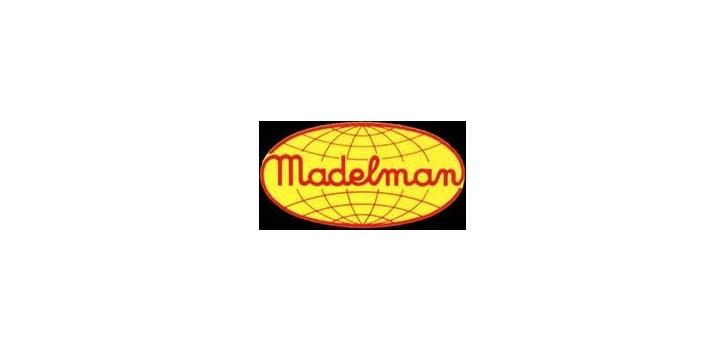MADELMAN - FASCICULO 28 - PILOTO DE PRUEBA