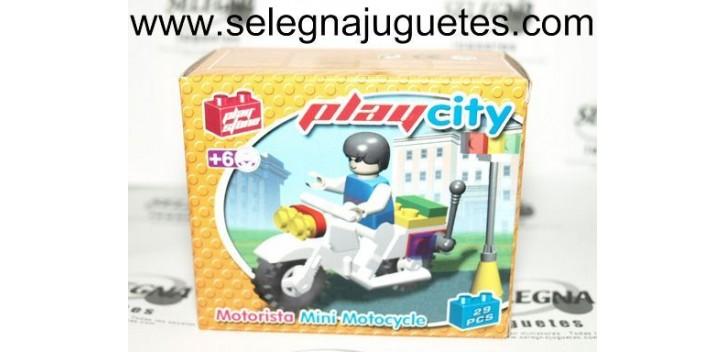 Motorista Play Stone