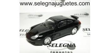 PORSCHE 911 NEGRO escala 1/43 coche miniatura metal