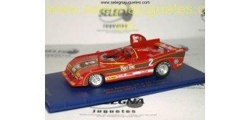 Alfa Romeo 33.3 SC Turbo Monza 1977 Brambilla escala 1/43 M4 coche miniatura metal