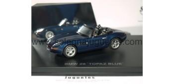 BMW Z8 TOPAZ BLUE