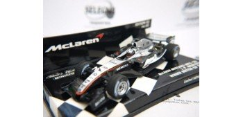 MCLAREN MERCEDES MP4-20 MONTOYA WINNER BRITISH 2005 FORMULA 1 1/43