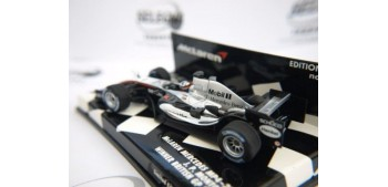 MCLAREN MERCEDES MP4-20 MONTOYA WINNER BRITISH 2005 FORMULA 1