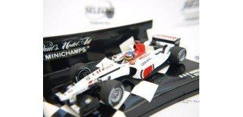 Bar Honda 005 J. Villeneuve Formula 1 escala 1/43 Minichamps coche miniatura º