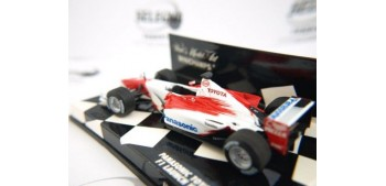 PANASONIC TOYOTA RACING LAUNCH 2003 FORMULA 1 1/43 MI