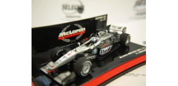 MCLAREN MERCEDES MP4-16 D. COULTHARD FORMULA 1 1/43 MINICHAMPS