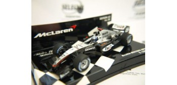 MCLAREN MERCEDES MP4-19 D. COULTHARD FORMULA 1 1/43 MINICHAMPS
