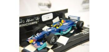 Sauber Petronas Showcar P. Diniz 1999 Formula 1 escala 1/43 minichamps coche miniatura metal