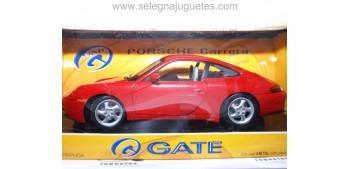 Porsche Carrera escala 1/18 Gate coche miniatura
