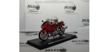 Ducati Supersport 1000DS HF 2003 1/24 Ixo moto miniatura