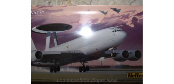 """maqueta coches E-3 F / E-3 B """"AWACS"""" 1/72 Maqueta Avión para"""