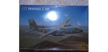 miniature airplane TRANSALL C-160 escala 1/72 Maqueta Avión