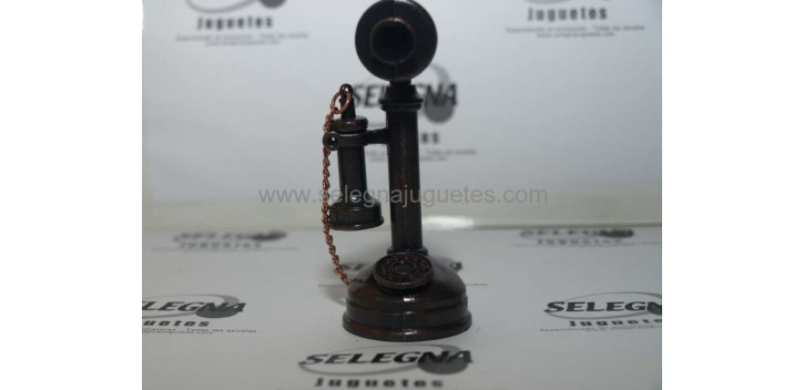 Teléfono - sacapuntas - Altura: 10 cms Material: Acabado en