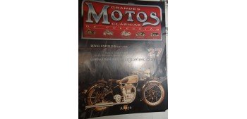 Grandes Motos Clasicas - Fasciculo 27 - Royal Enfield Bullet 1938