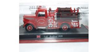 Bedford 1939 Camión Bomberos 1/43 Ediciones del Prado