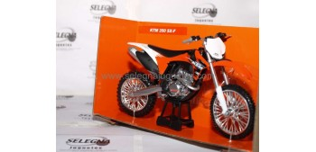 KTM 350 SX F scale 1:12 New ray Miniature motorcicle