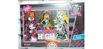 Monster High - puzzle 200 piezas