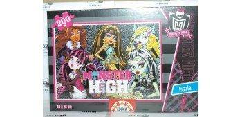 Puzzle Monster High 200 piezas