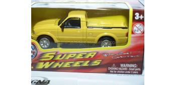 Ford Ranger 1/43 Motor max Coche miniatura
