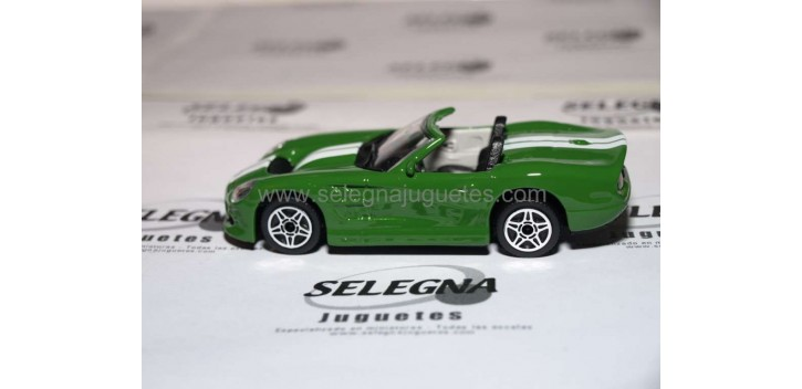 Shelby Series One scale 1/43 Burago