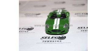 Shelby Series One 1/43 Burago Coche metal miniatura