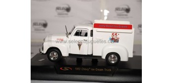 Chevy Ice Cream Truck 1953 1/32 Signature Models coche metal minaitura