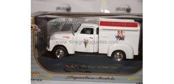 Chevy Ice Cream Truck 1953 1/32 Signature Models coche metal minaitura