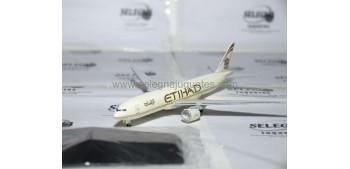 avion miniatura Boeing 777-FFX Etihad escala 1/400 Dragon