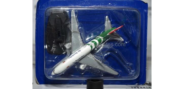 Boeing 767-200 Air Seychelles escala 1/400 Aviones metal