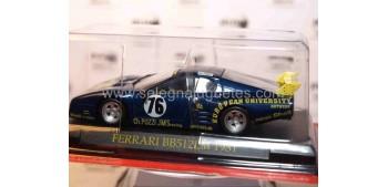 Ferrari bb512lm 1981 Ixo 1/43 coche miniatura