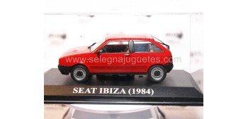 Seat Ibiza 1984 Ixo 1/43 coche miniatura