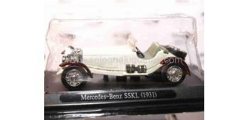 maquetas de coches Mercedes Benz Sskl 1931 Yat ming 1/43 coche