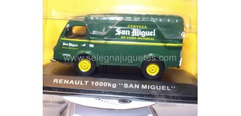 Renault 100kg San Miguel Ixo escala 1/43