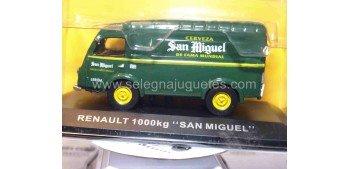 Renault 100kg San Miguel Ixo escala 1/43 coche miniatura metal