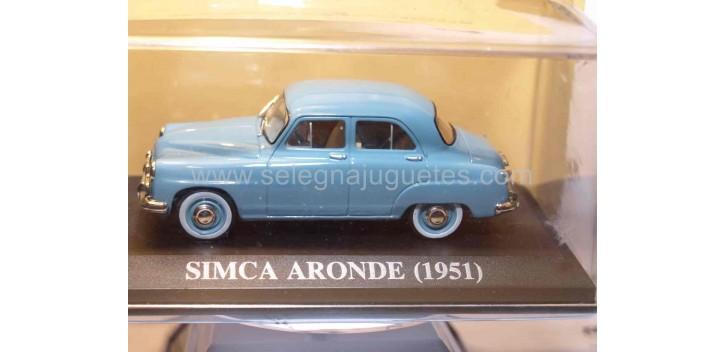 Simca aronde 1951 Ixo 1/43