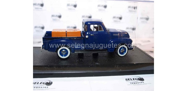Chevrolet 3100 pick up 1951 escala 1/32 Signature Models coche metal miniatura