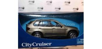 Bmw X5 escala 1/32 New Ray coche metal miniatura