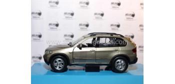 Bmw X5 escala 1/32 New Ray coche metal miniatura