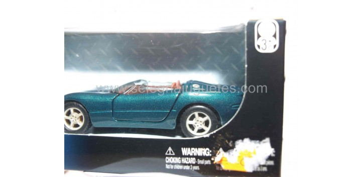 Jaguar XK180 escala 1/37 coche metal miniatura