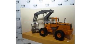 Tractor Volvo L180C escala 1/50 Cararama coche miniatura metal