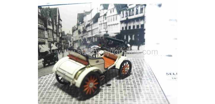 CHRYSLER PANEL CRUISER AZUL 1/43 AUTO ART COCHE METAL