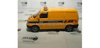 Volkswagen Van Sos (sin caja) escala 1/43 Cararama coche miniatura