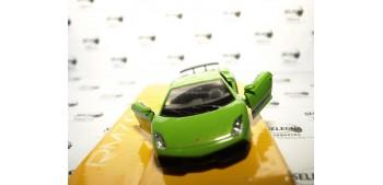 Lamborghini Gallardo Lp570-4 verde escala 1/32 RmZ coche metal miniatura
