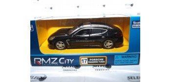Porsche Panamera Turbo escala 1/32 RmZ coche metal miniatura